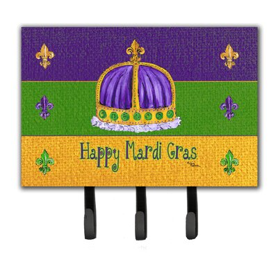 Mardi Gras Key Holder