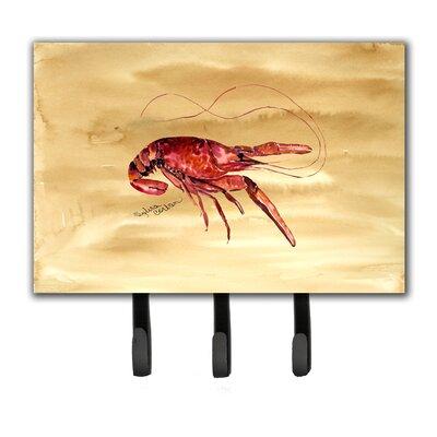 Crawfish Leash and Key Holder