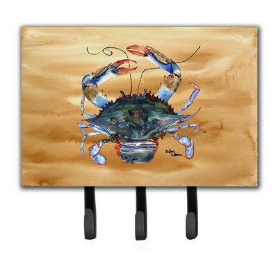 Crab Leash and Key Holder