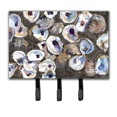 Oysters Leash Holder and Key Hook