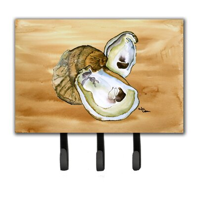 Oyster Leash and Key Holder