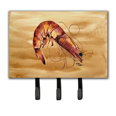 Shrimp Leash and Key Holder