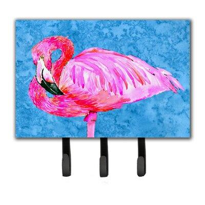 Flamingo Key Holder