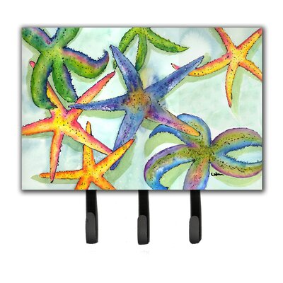 Starfish Leash Holder and Key Hook