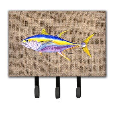 Tuna Fish Leash Holder and Key Hook