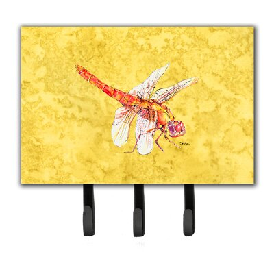 Dragonfly Leash Holder and Key Hook