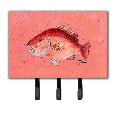Strawberry Snapper Key Holder