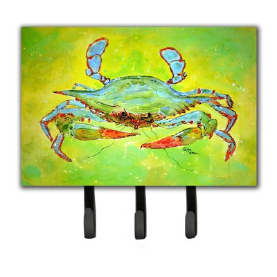 Bright Crab Key Holder