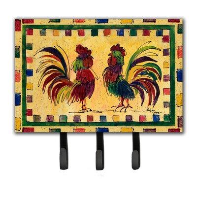 Rooster Key Holder