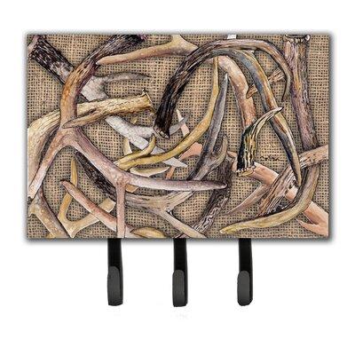 Deer Horns Key Holder