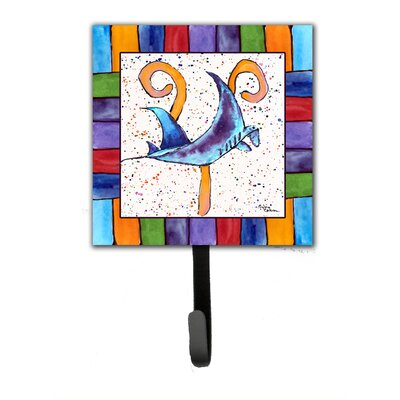 Beach and Seafood Wall Hook Letter: Y