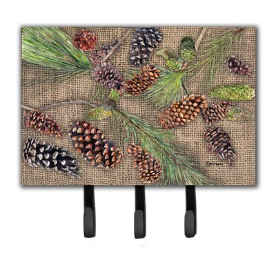 Pine Cones Key Holder