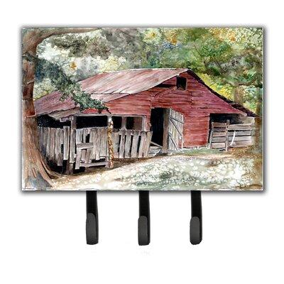 Old Barn Leash Holder and Key Holder