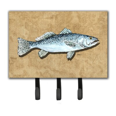 Speckled Trout Key Holder