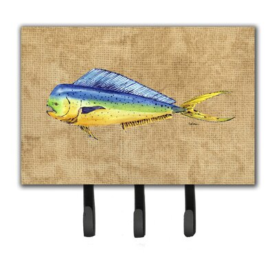 Dolphin Mahi Mahi Key Holder