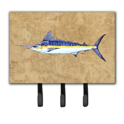 Marlin Leash Holder and Key Hook