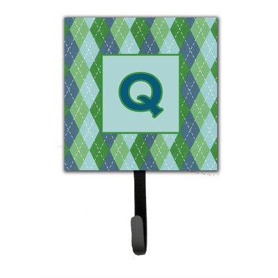 Monogram Argoyle Wall Hook Letter: Q