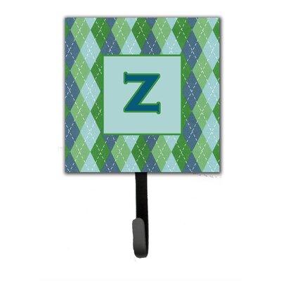 Monogram Argoyle Wall Hook Letter: Z