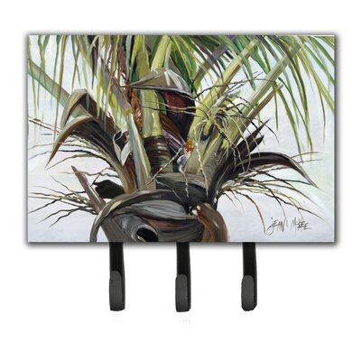 Top Palm Tree Leash Holder and Key Hook