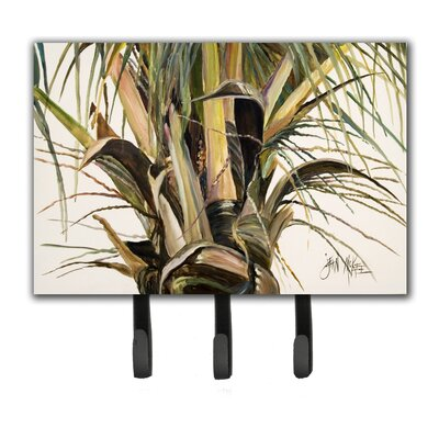 Top Coconut Tree Leash Holder and Key Hook