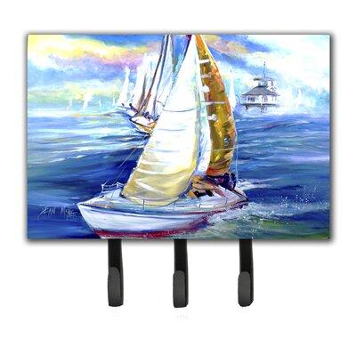 Rock My Boat Sailboats Key Holder