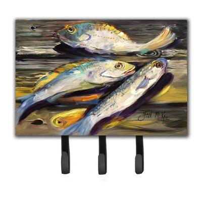Fish on The Dock Key Holder