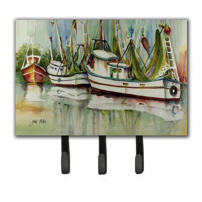 Ocean Springs Shrimper Key Holder