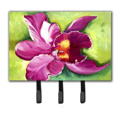 Orchid Key Holder