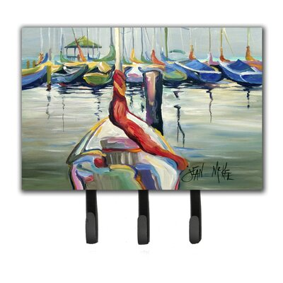 Lasalle Sailboats Leash Holder and Key Hook