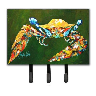 Go Crab Leash Holder and Key Holder