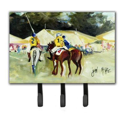 Polo at The Point Leash Holder and Key Hook