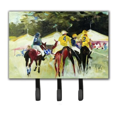 Polo at The Point Key Holder