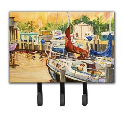 Sunset Bay Sailboat Key Holder