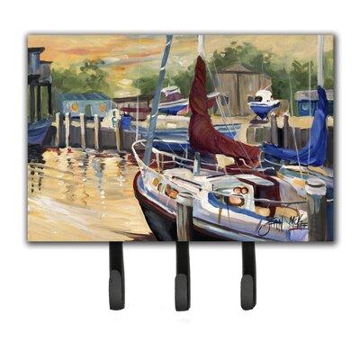 New Sunset Bay Sailboat Key Holder