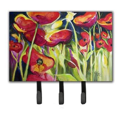 Poppies Key Holder