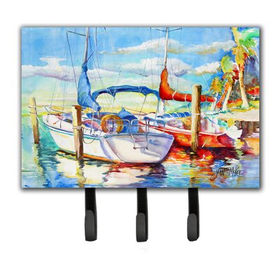 Towering Q Sailboat Key Holder