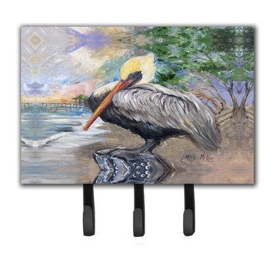 Pelican Bay Leash Holder and Key Hook