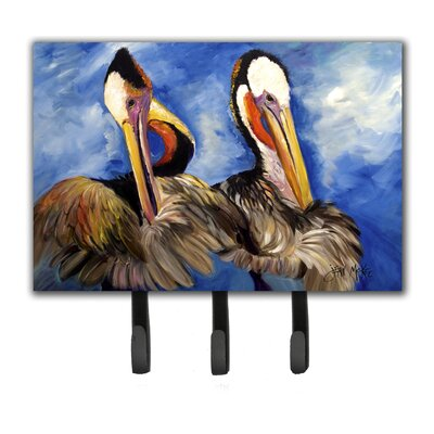 Pelican Brothers Leash Holder and Key Hook
