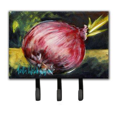 Onion One-Yun Leash Holder and Key Hook