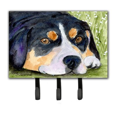 Entlebucher Mountain Dog Key Holder