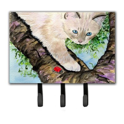 Birman Leash Holder and Key Hook