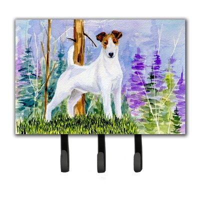 Jack Russell Terrier Key Holder