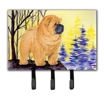Chow Chow Key Holder