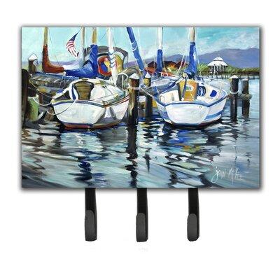 Tourquoise Bay Sailboat Key Holder