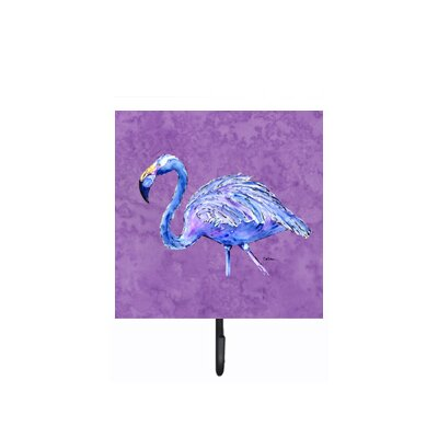 Flamingo Leash Holder and Wall Hook