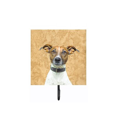 Yorkie/Yorkshire Terrier Leash Holder and Wall Hook