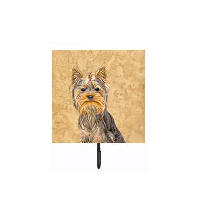 Schnauzer Leash Holder and Wall Hook