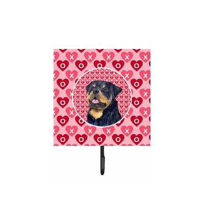 Rottweiler Leash Holder and Wall Hook