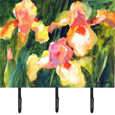 Iris Flower Key Holder