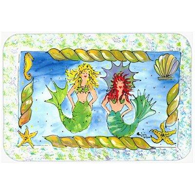 Mermaid Glass Cutting Board